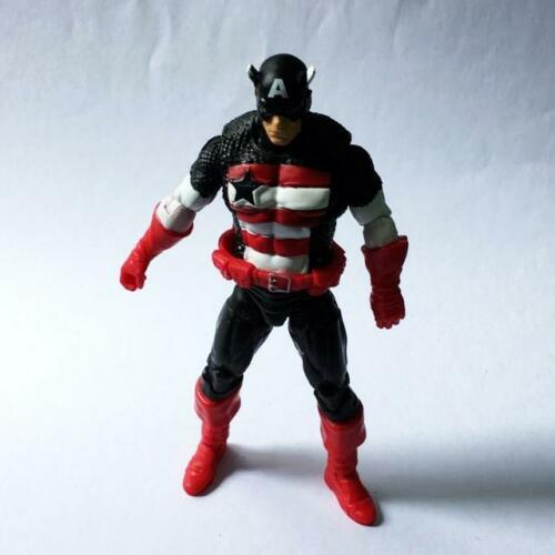 """3.75/""""  Marvel Universe Captain America U.S Agent The First Avenger Figure toy"""