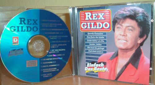1 von 1 - REX GILDO  -  Einfach das Beste