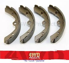 Brake Shoe SET (Front or Rear) - Suzuki LJ50 LJ80 LJ81 (74-79)