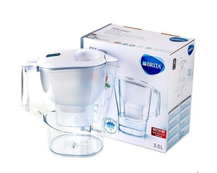 Brita Purificateur d'eau 3.5 L pour Maxtra plus Cartouche de Filtre Carafe
