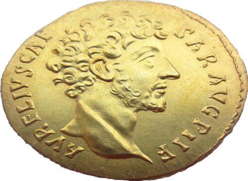 Römische Antike Münze Denarius Rom Roman Coin Marcus Aurelius