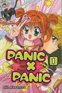Panic-X-Panic-1-Lot-of-Shojo-Manga-English-13-Mika-Kawamura