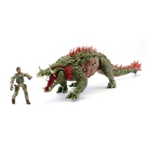 Rampage Movie Big City Brawl Lizzie Crocodile Play Set Action Figure Toy New Ebay