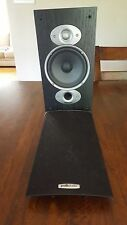Polk Audio RTi A3 BLACK - Single Bookshelf Speaker