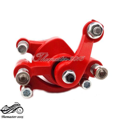 Red Rear Disc Brake Caliper Fit 97cc 2.8HP DB30 Baja Doodle Bug Mini Dirt Bike