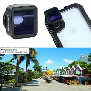 Details about 1 33X Ulanzi Anamorphic Widescreen Lens Wide-Angle Shooting  for Mobile Phone New