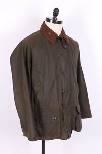 BARBOUR-BEAUFORT-WAXED-COTTON-HUNTING-COAT-JACKET-112CM-44-IN