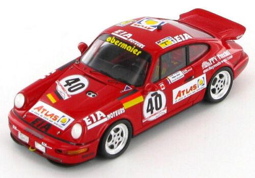 Porsche 911 carrera 2 Taza #40 Le Mans 1993 1:43 S2070
