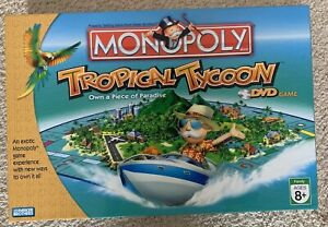 Monopoly-Tropical-Tycoon-DVD-Board-Game-2007-Parker-Brothers