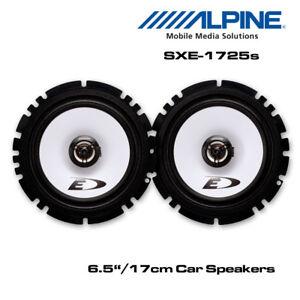 Alpine-SXE-1725S-6-5-034-17cm-2-Way-Car-Coaxial-Speakers-440W-Total-Power