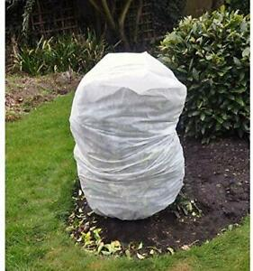 Frost Protection Winter Fleece Jacket Cover Protect Plant Shrub All Sizes