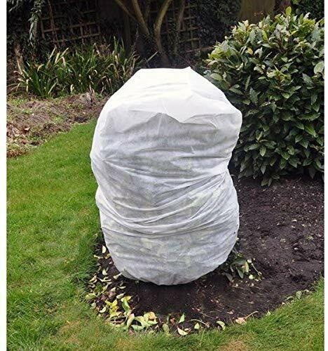 Frost Schutz Winter Fleecejacke Abdeckung Schutz Pflanze Busch Alle Größen