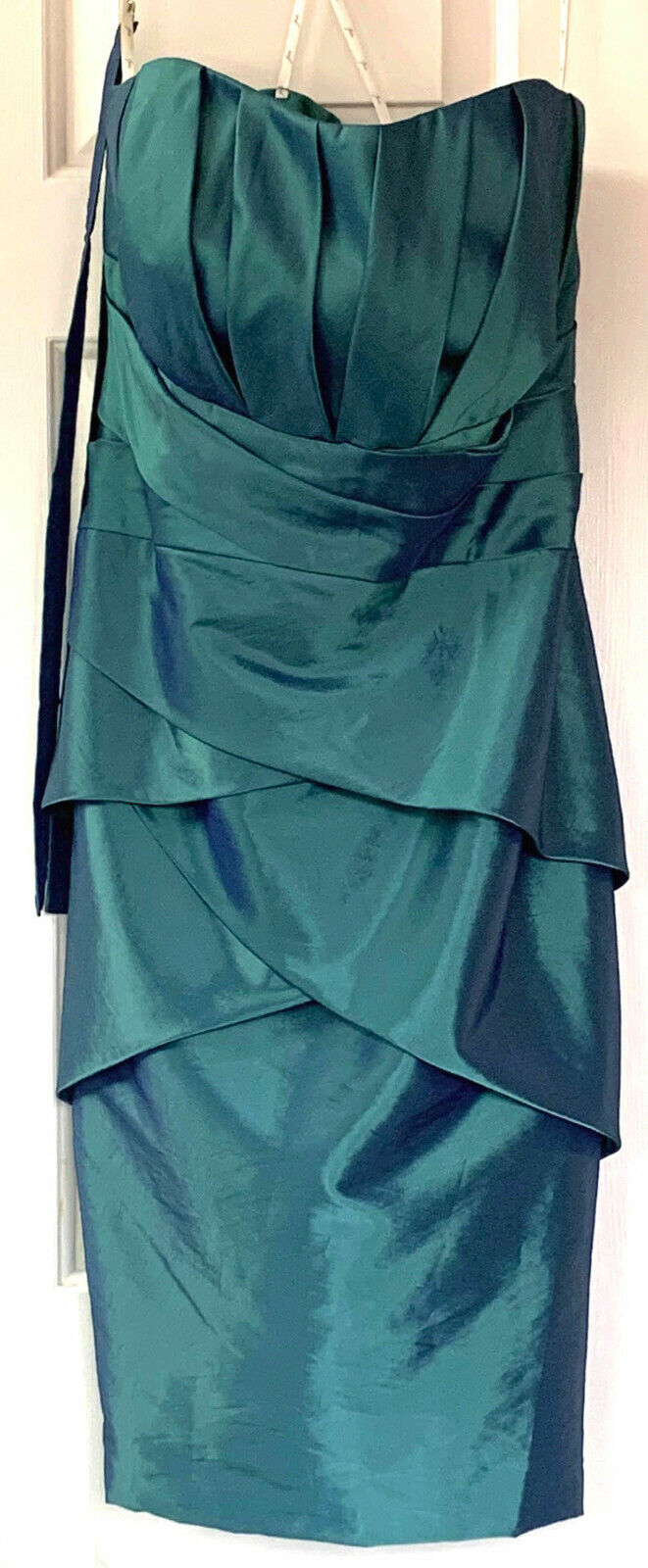 Jade by Jasmine~Beautiful Mother of Bride/Special Occasion Dress w/Jacet Size14
