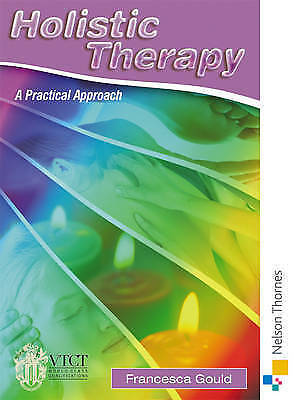Holistic Therapy: A Practical Approach-ExLibrary