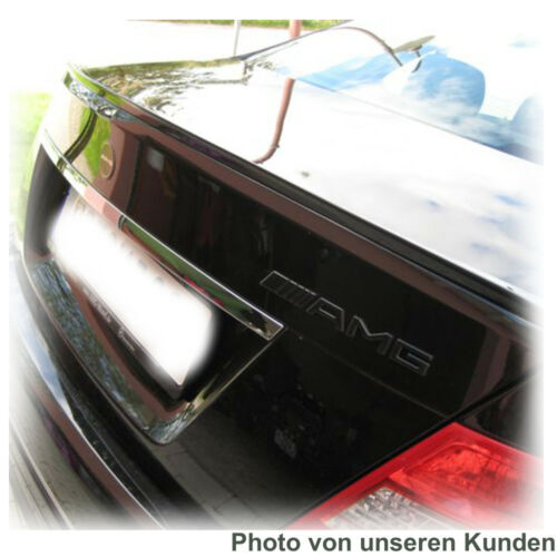 Auto-Tuning & -Styling MERCEDES CLK W208 SPOILER HECKSPOILER ...