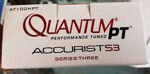 New for 2019 Quantum AT100HPT Accurist S3 PT Baitcasting Reel 7.0:1 Right Hand