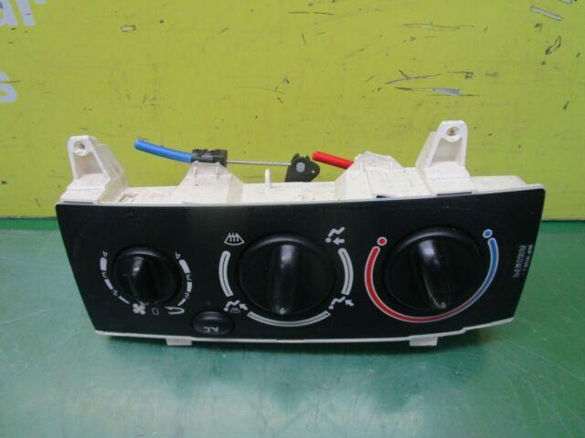 RENAULT MEGANE MK1 CABRIOLET CLIMATE CONTROL HEATER PANEL 663391J