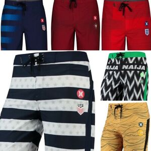 3c054736dc Image is loading Hurley-Phantom-National-Team-Boardshorts -USA-Australia-Portugal-