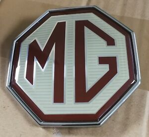 MGTF-Front-Grille-or-Rear-Boot-Lid-Badge-DAB000160-Fits-UK-MG-TF