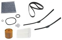 Lexus Rx350 2007-2009 Tune Up Kit Filters Gasket Wiper Blades Belt Premium