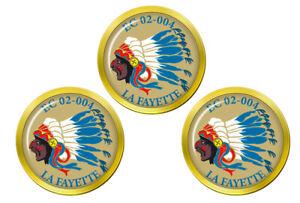 Escadron-De-Chasse-02-004-034-la-Fayette-034-Francais-Air-Force-Golf-Balle