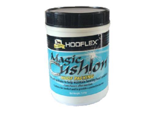 Absorbine Hooflex Magic Cojín 4kg o 1.8kg Pezuña Embalaje para caballo o pony