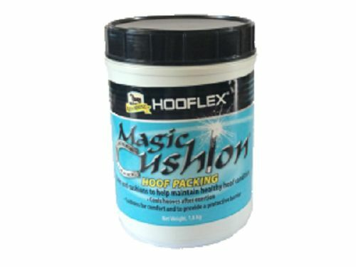 Absorbine Hooflex Magic Cushion 4kg or 1.8kg Hoof packing for horse or pony