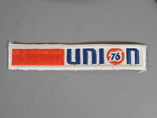 Union 76 Gasoline Patch / New Old Stock of Closed Embroidery Company / FREE Ship