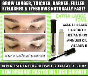 ff1dbebe4d9 Image is loading Grow-Eyebrows-Eyelashes-Organic-Growth-Stimulator -Longer-Thicker-