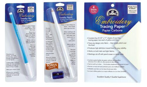 matita e carta da ricalco Set di accessori per ricamo dmc-trasferimento penna