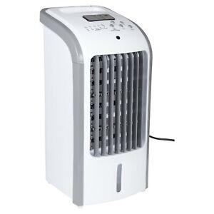 Переносной воздушный охладитель блок ледяной воды вентилятор увлажнитель таймер 3 настроек переменного тока с пультом