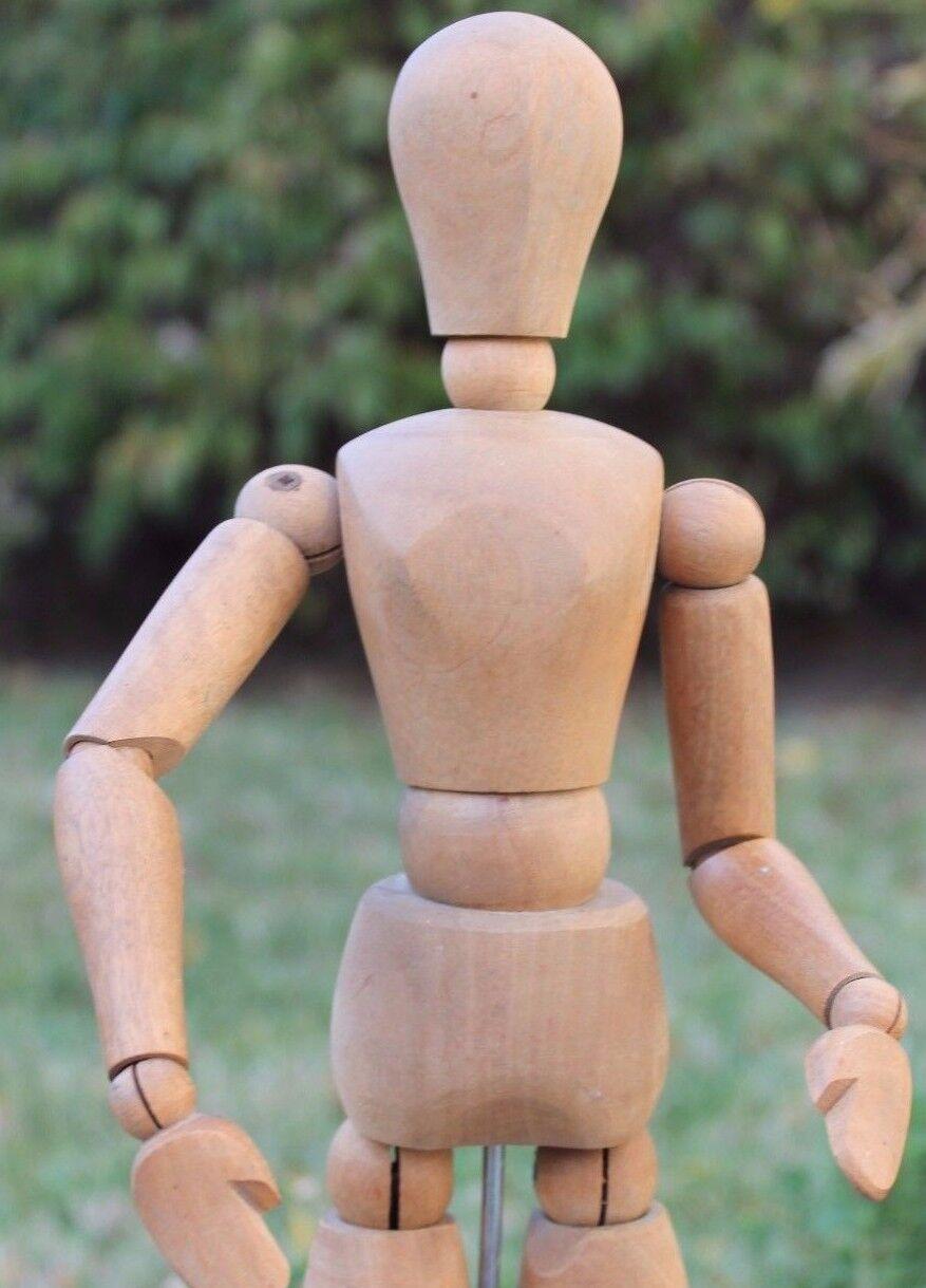 Grand mannequin articulé pour peintre ou ou ou déco fe8b39
