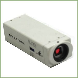 CCTV-Monacor-tvccd-400col-color-camera-12v-amp-warranty