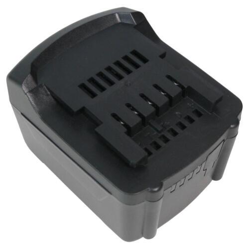 Akku 14,4V 3000mAh Li-Ion für Metabo BS 144 LTX Impuls 60214350 60214361