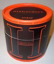 Herringbone Camera Strap Red Leather H10252 38Red Slim Mesh Korean Hand Boxed