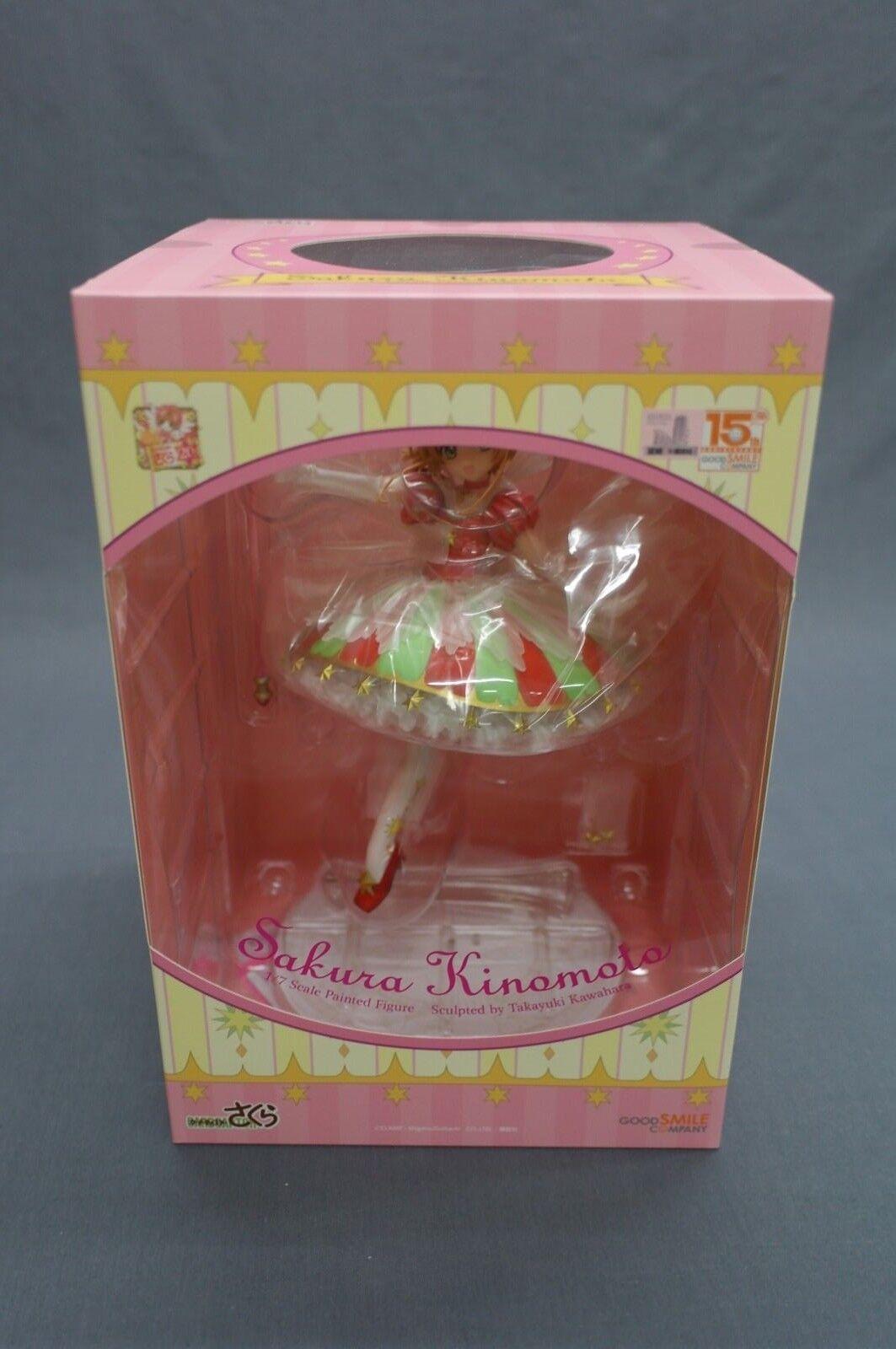 Cardcaptor Sakura Kinomoto Sakura 1 7 Good Smile Company Japan NEW