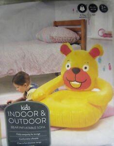 Indoor-Outdoor-Bear-Inflatable-Chair-Fun-Character-Design-Bedroom-Camping-Garden