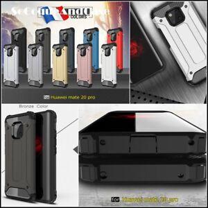Etui-Coque-housse-Antichoc-Shockproof-Hybride-Case-Huawei-Mate-20-Mate-20-Pro