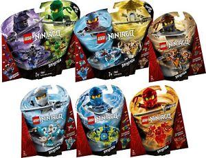 Set Lego Ninjago Spinner 70664 70663 70662 70661 70660 70659 N1 / 19