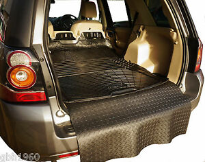 Choice Of Rubber Boot Liner Load Mat Bumper Protector Land