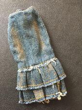 Bratz Doll Clothes Dana's Original Hippie Chic Style It Denim Skirt