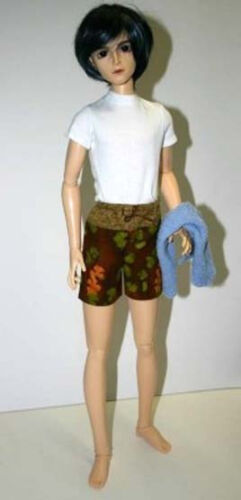 "Resort Wear Doll Clothes Sewing Pattern 63cm Elf Doll /""K/"" BJD"