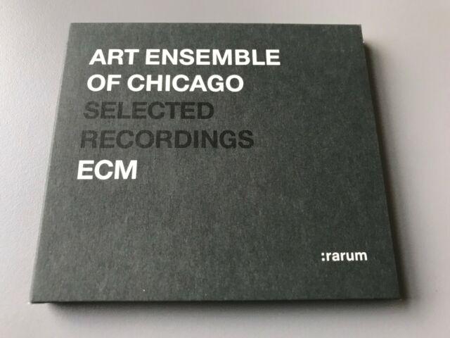 Art Ensemble of Chicago - Selected Recordings ECM - :rarum