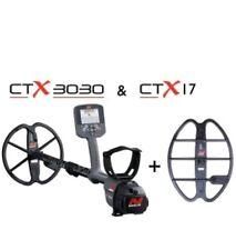 """Detector De Metal Minelab Ctx 3030 viene con Libre 17"""" Smart Bobina"""