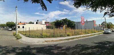 Terreno comercial en venta en esquina en Villa de Alvarez Colima