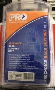 Prochoice-Back-Support-Belt-with-Shoulder-Straps-Work-Safety-Body-Brace-A19