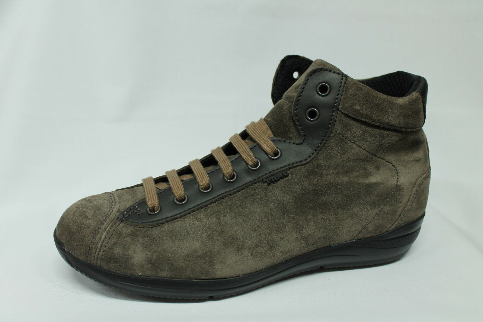 Sneakers scarponcino Frau FX 26D4 ebano Italy tipo Camper Made in Italy ebano lis125 - 20% a7fc5b