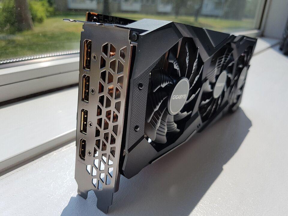 RX 5600 XT Gigabyte