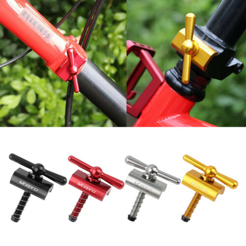 Details about  /Hinge Clamp Plate for Brompton Folding   C Clamp