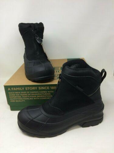 Men/'s Kamik Condor Black Winter Boot WK0569-8Q New In Box